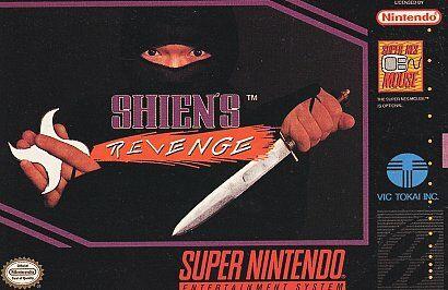 Shien's Revenge stats facts