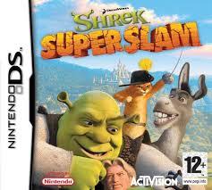 Shrek SuperSlam stats facts