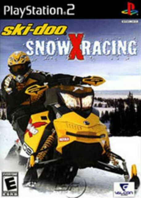 Ski-doo Snow X Racing stats facts