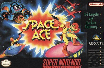Space Ace stats facts