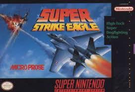 Super Strike Eagle stats facts