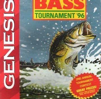 TNN Outdoors Bass Tournament '96 stats facts