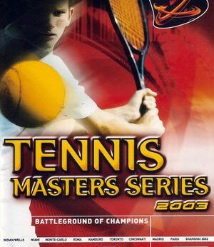 Tennis Masters Series 2003 stats facts