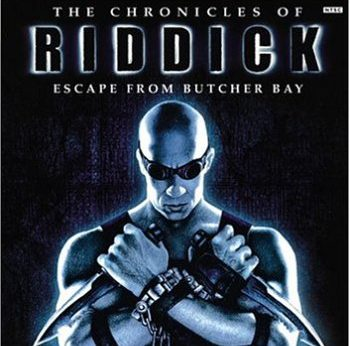 The Chronicles of Riddick Escape from Butcher Bay stats facts