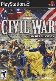 The History Channel Civil War Secret Missions stats facts
