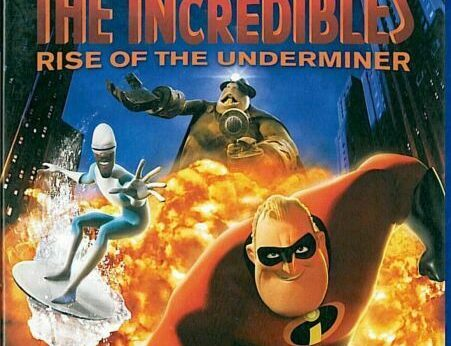 The Incredibles Rise of the Underminer stats facts