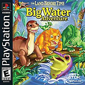 The Land Before Time Big Water Adventure stats facts