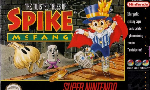 The Twisted Tales of Spike McFang stats facts