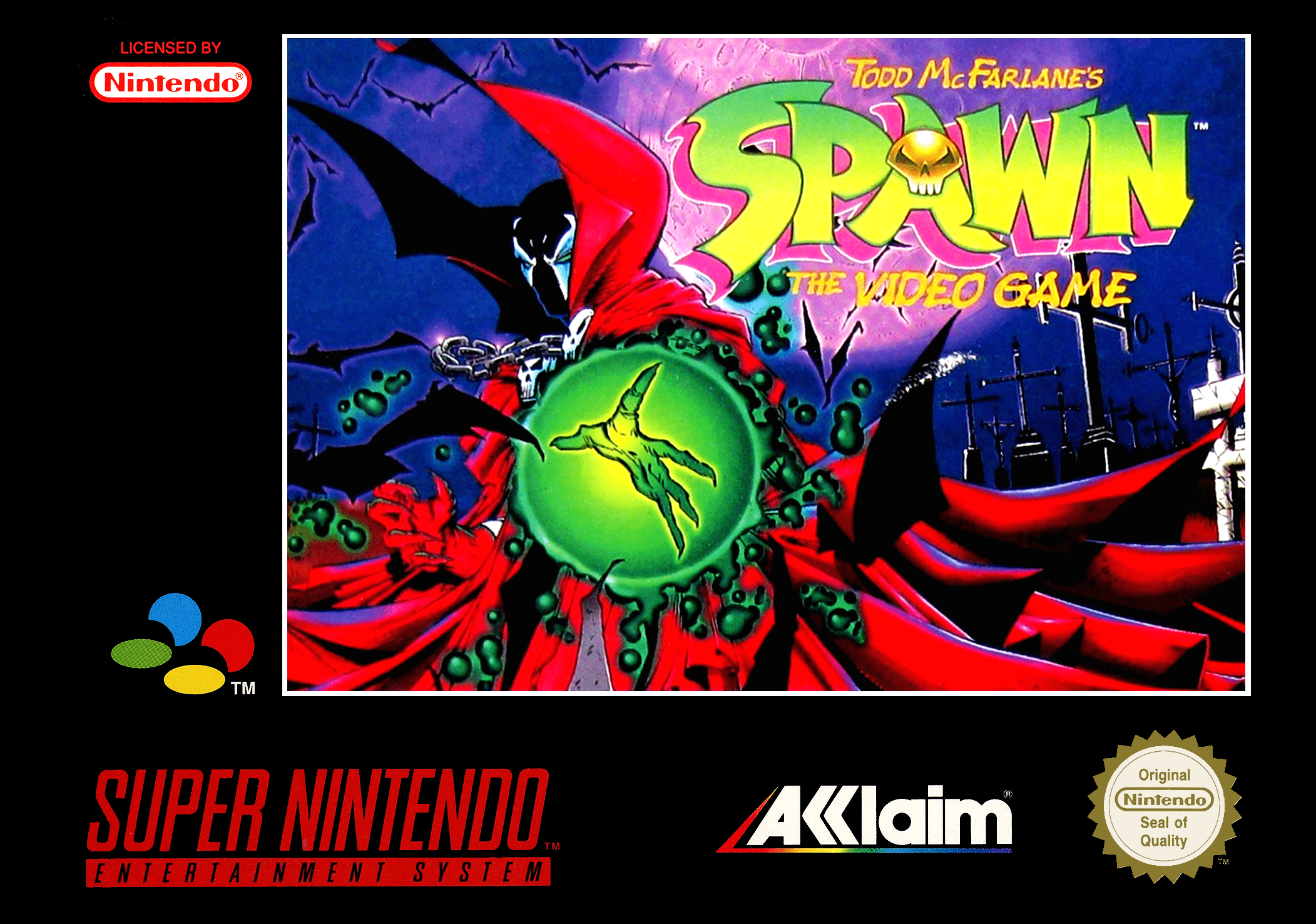 Todd McFarlane's Spawn The Video Game stats facts
