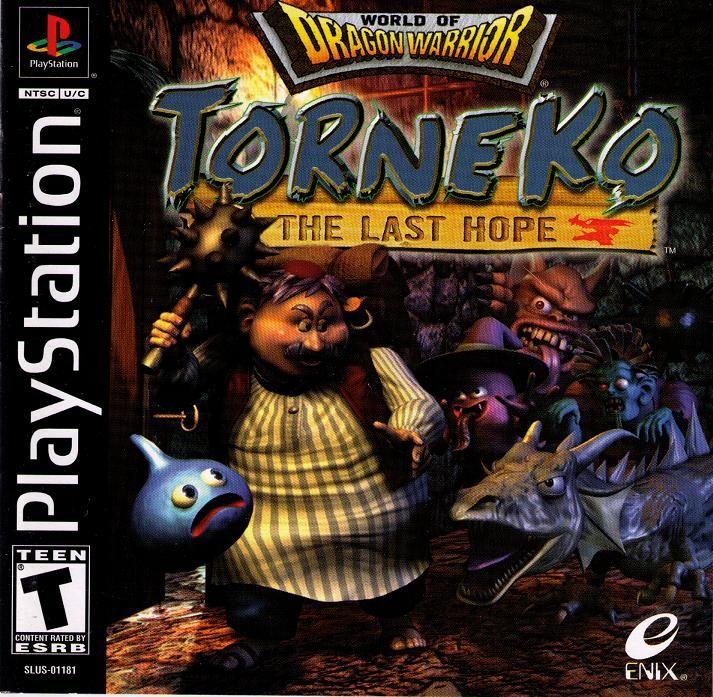 Torneko The Last Hope stats facts