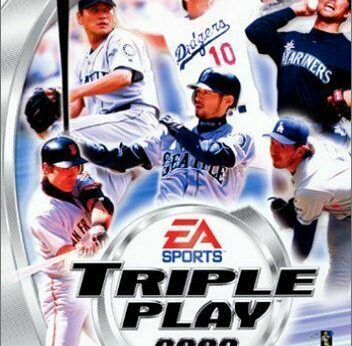 Triple Play 2002 stats facts
