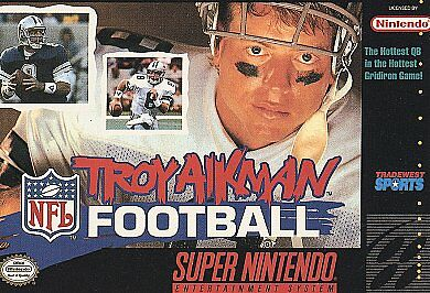 Troy Aikman NFL Football stats facts