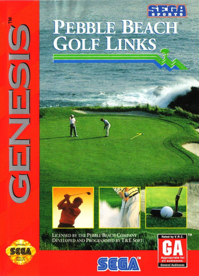True Golf Classics Pebble Beach Golf Links stats facts