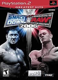 WWE SmackDown! vs. RAW 2006 stats facts