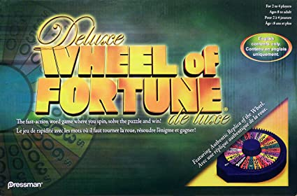 Wheel of Fortune Deluxe! stats facts
