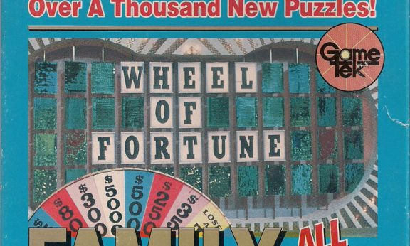 Wheel of Fortune Family Edition stats facts