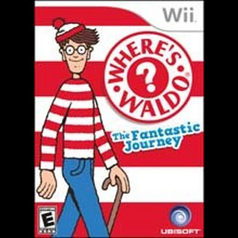 Where's Waldo The Fantastic Journey stats facts