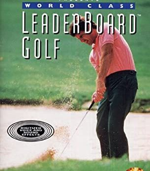 World Class Leaderboard Golf stats facts