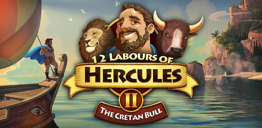 12 Labours of Hercules II The Cretan Bull statistics player count facts