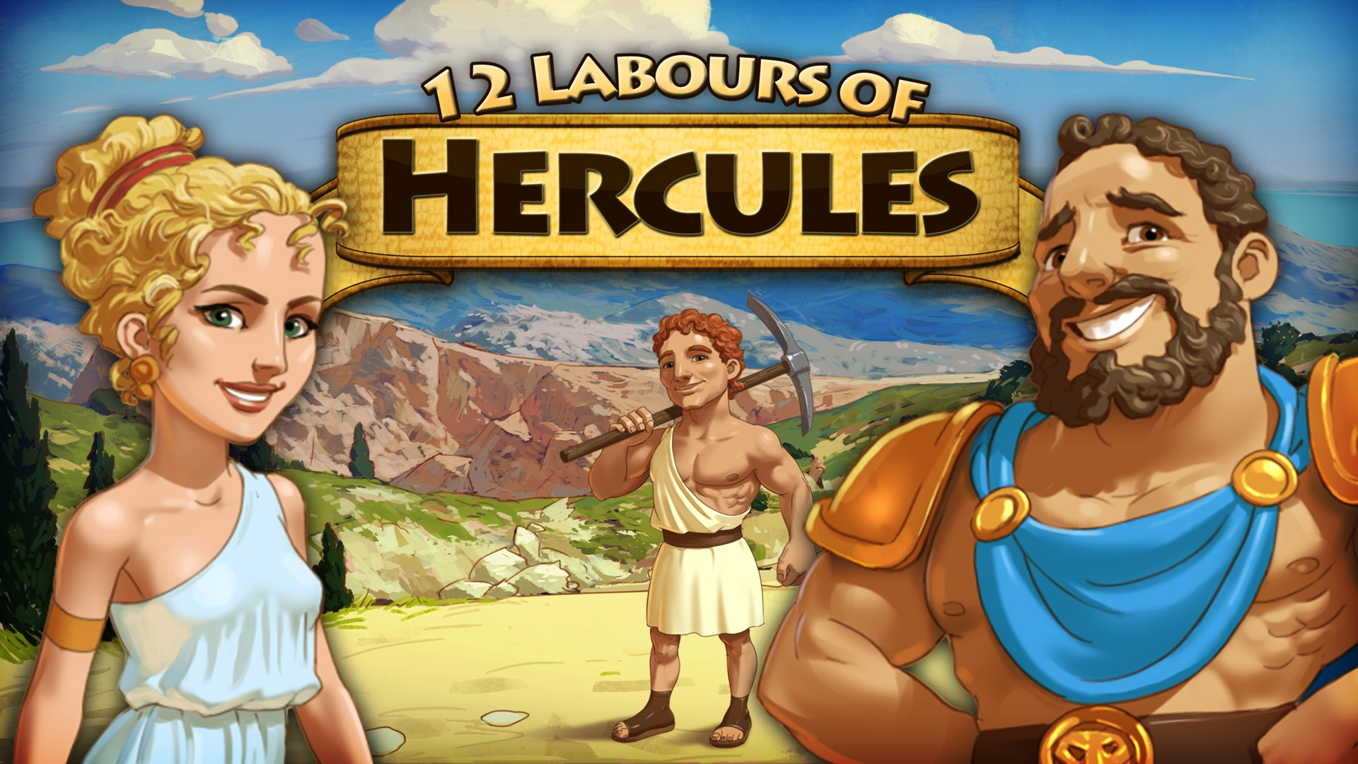 12 Labours of Hercules statistics player count facts