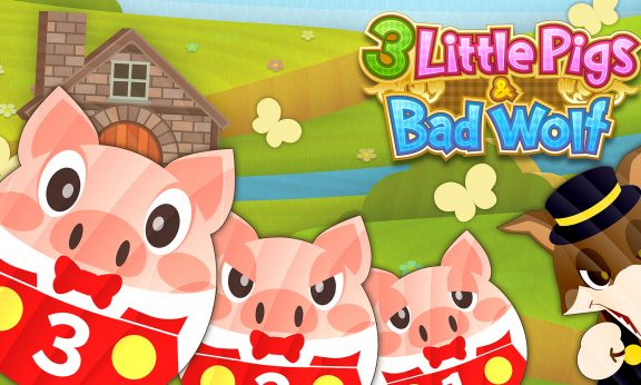 3 Little Pigs & Bad Wolf statistics player count facts