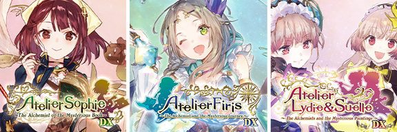 Atelier Mysterious Trilogy Deluxe Pack statistics player count facts