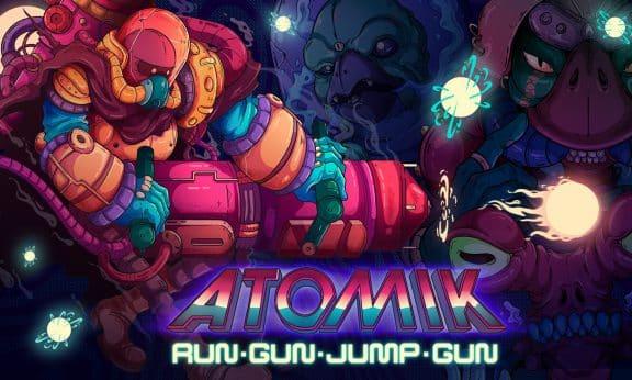Atomik RunGunJumpGun statistics player count facts