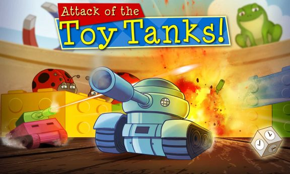 Attack of the Toy Tanks statistics player count facts