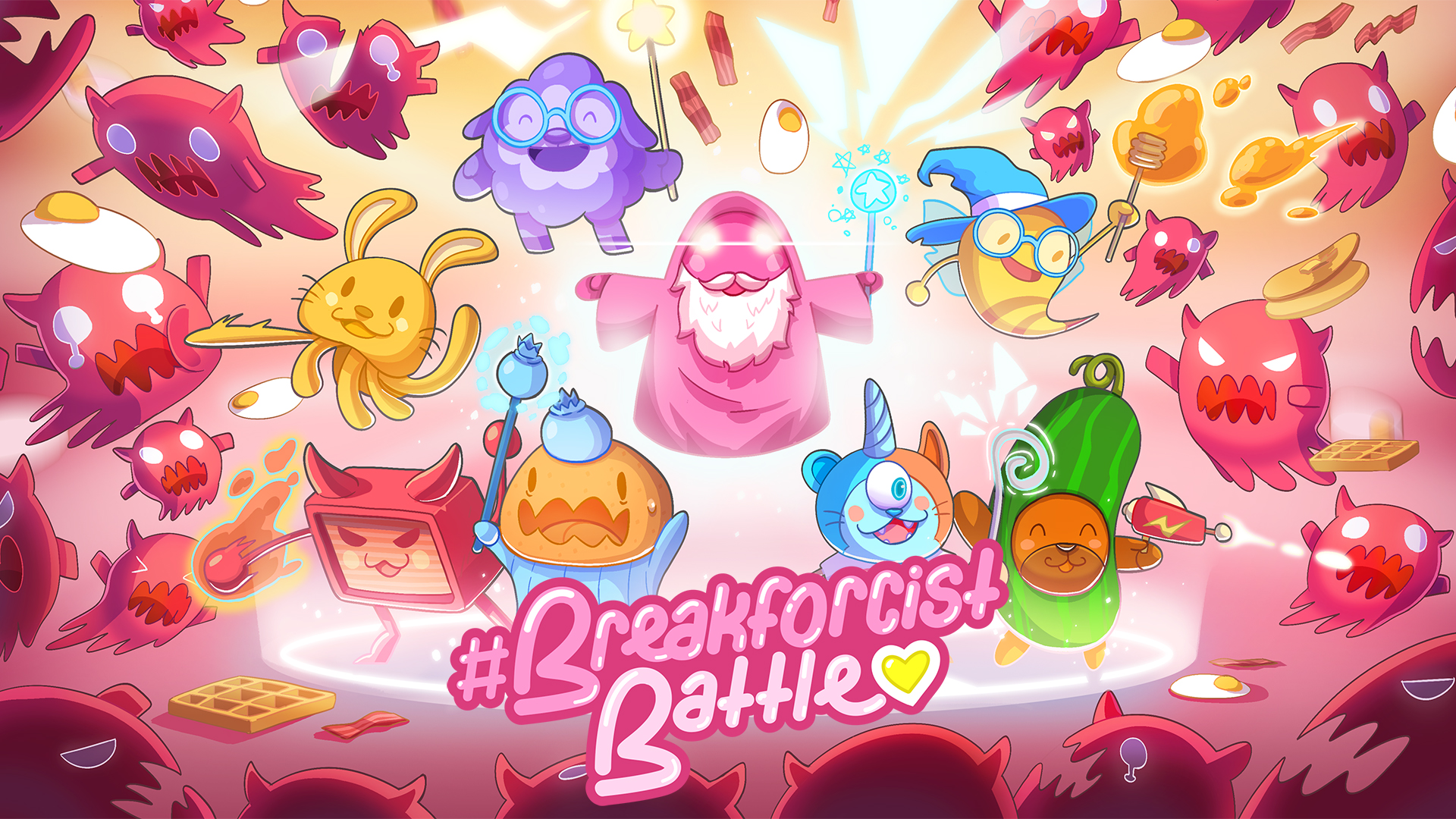 #Breakforcist Battle statistics player count facts