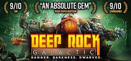 Deep Rock Galactic statistics player count facts