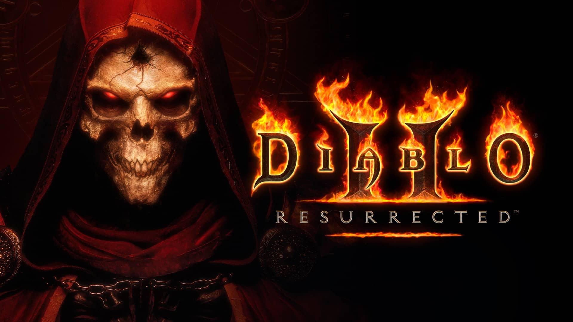 Diablo II Resurrected statistics player count facts