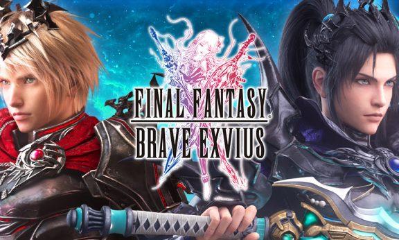 Final Fantasy Brave Exvius statistics player count facts