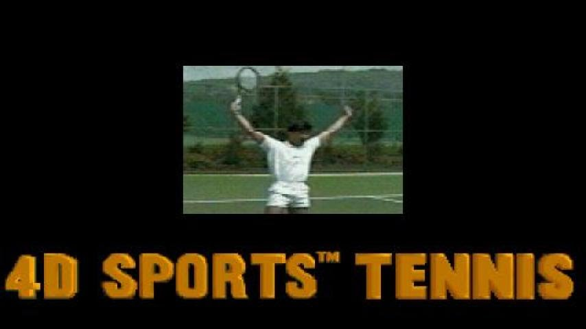 4D Sports Tennis statistics player count facts