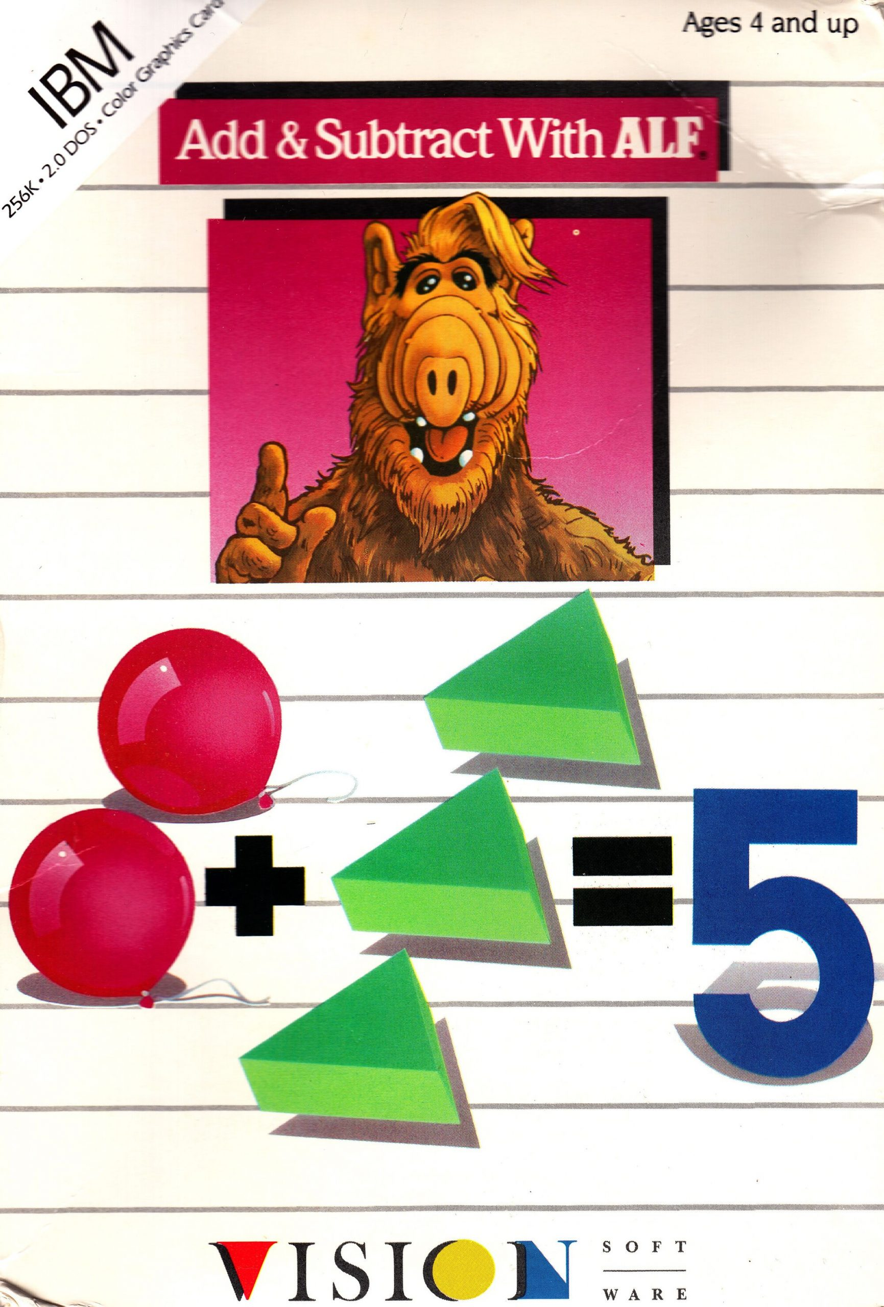 Add & Subtract With ALF statistics player count facts