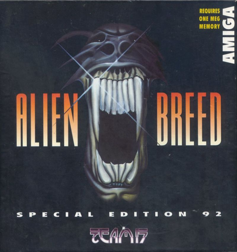 Alien Breed statistics player count facts