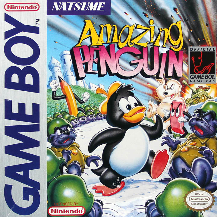 Amazing Penguin statistics player count facts