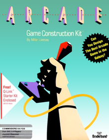 Arcade Game Construction Kit statistics player count facts