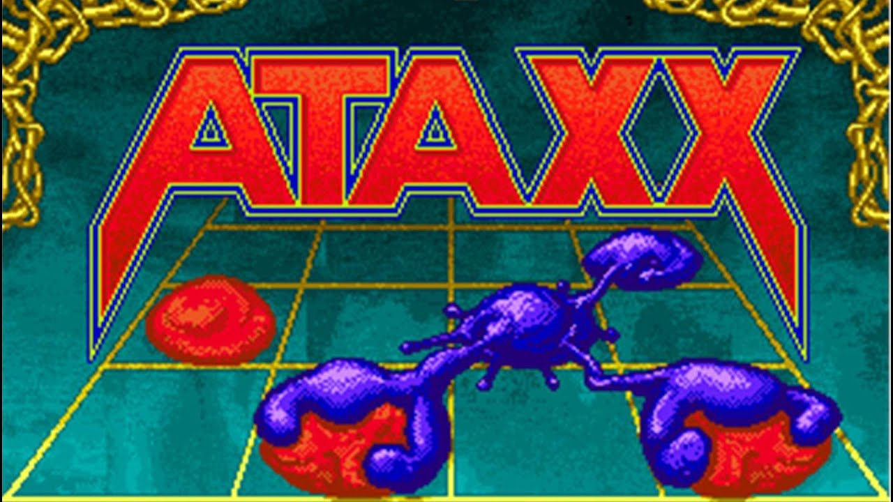 Ataxx statistics player count facts