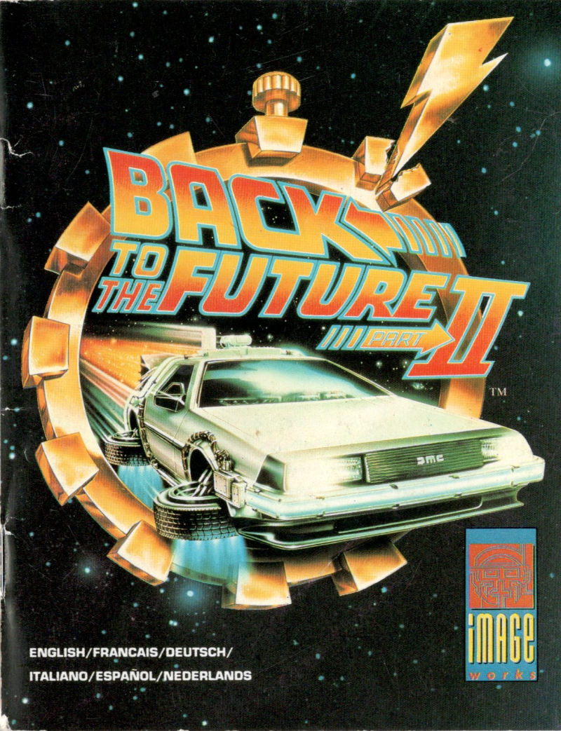 Back to the Future Part II statistics player count facts