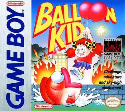 Balloon Kid statistics player count facts