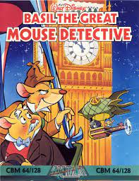 Basil the Great Mouse Detective statistics player count facts