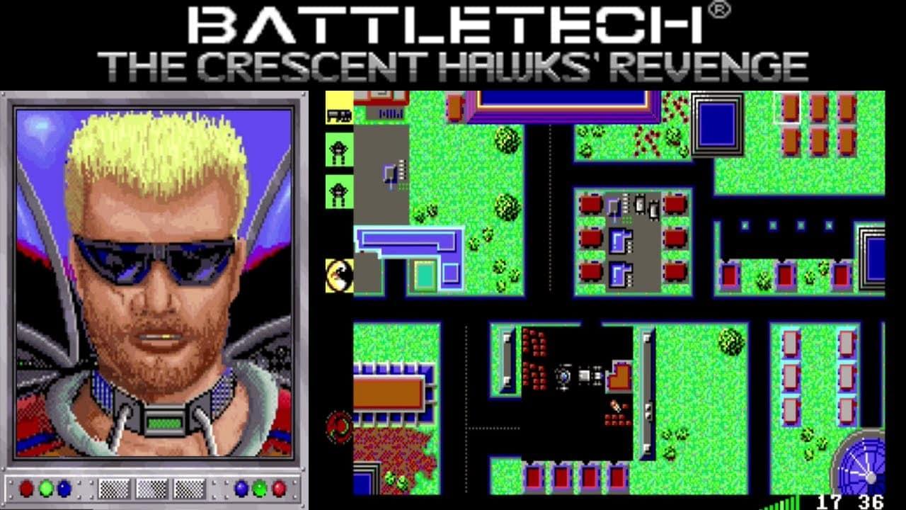 BattleTech The Crescent Hawk's Revenge statistics player count facts