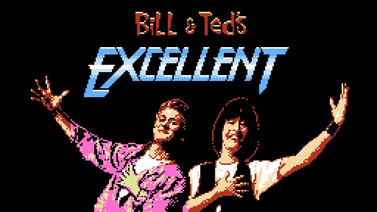 Bill & Ted's Excellent Adventure statistics player count facts