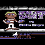 Boulder Dash II: Rockford's Revenge