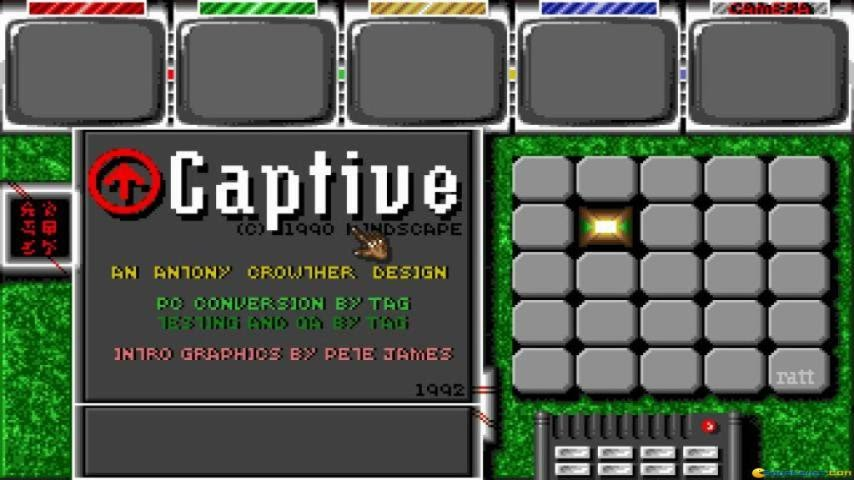Captive statistics player count facts