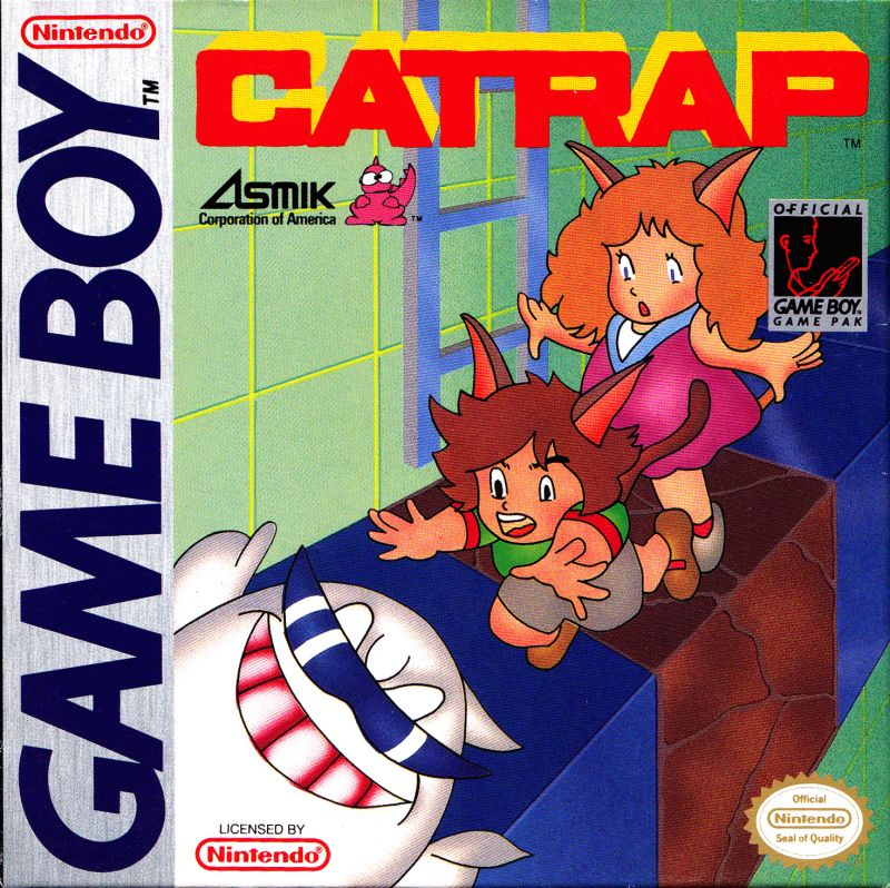Catrap statistics player count facts