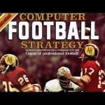 Computer Football Strategy