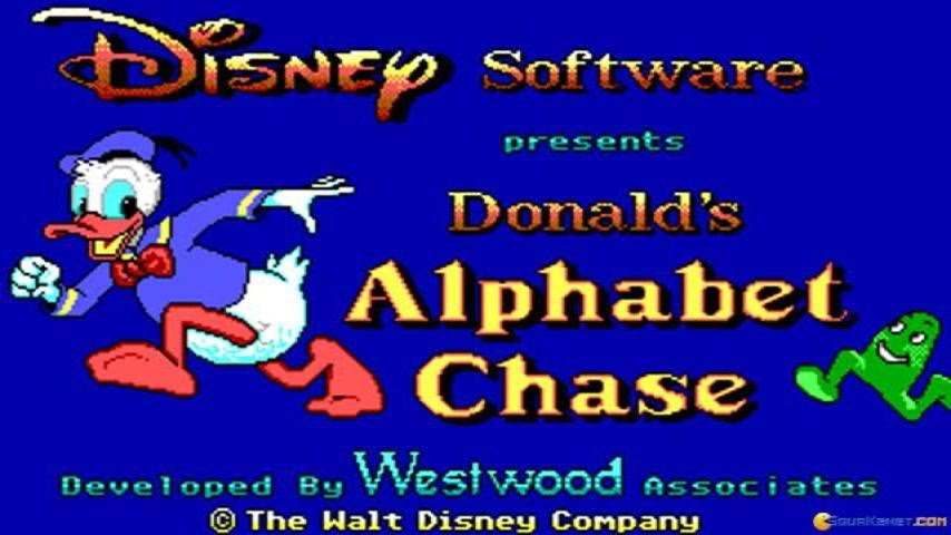 Donald's Alphabet Chase statistics player count facts