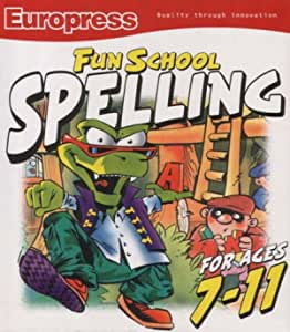 Fun School Spelling statistics player count facts