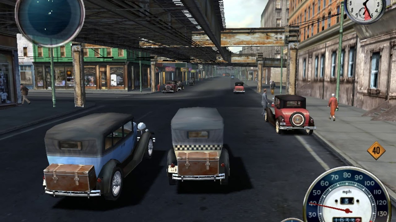 Mafia The City of Lost Heaven statistics player count facts